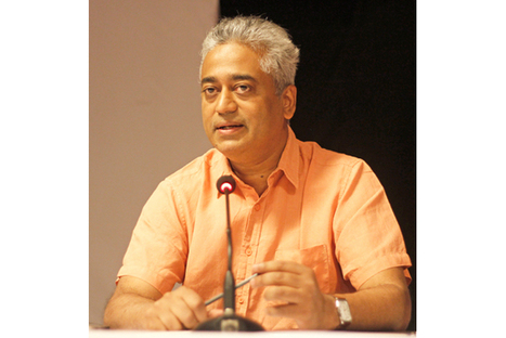 Unable to Keep Up With the Din of Daily News, Rajdeep Sardesai Tries To Reinvent Himself | News, Analysis, Entertainment | Scoop.it