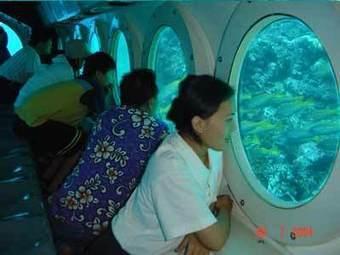 Submarine Dive in Bali | Travel Junkie | Scoop.it