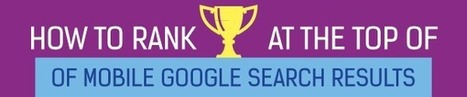 How to Rank at the Top of Mobile Google Search Results | Web Presence | Scoop.it