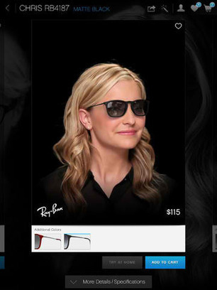 See It To Believe It: Glasses.com For iPad Lets You Virtually Try On Eyeglasses -- AppAdvice | Better teaching, more learning | Scoop.it