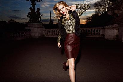 Módní tip na podzim: Kožené a koženkové šaty a sukně! | Dámský šatník | Scoop.it