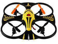 QuadCopter with 3-Axis Stabilization | Quadcopters | Scoop.it