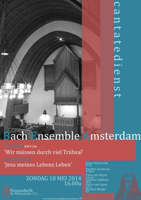 Nassaukerk Amsterdam: voor meer kerk in de buurt | Liturgie | Scoop.it