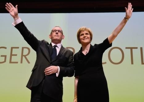 SNP demands tax powers to match Northern Ireland | Keepamericaheard | Scoop.it