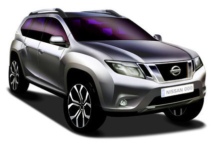 Nissan Terrano SUV - Grease n Gasoline | Cars | Motorcycles | Gadgets | Scoop.it