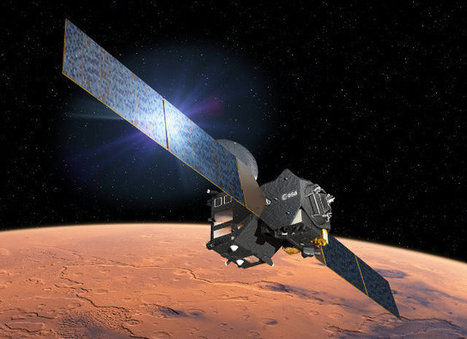ExoMars program: the TGO and the lander Schiaparelli have reached Mars | Science and technology | Scoop.it