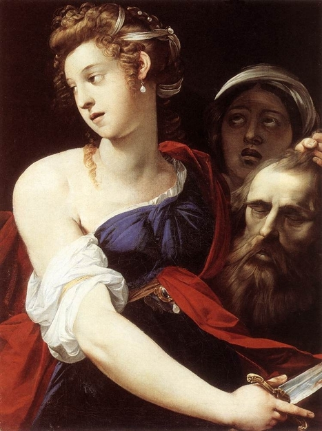 Life and Paintings of Giuseppe Cesari (1568 – 1640)   Culture and Fun - Art   Scoop.it