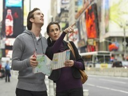 NYC Tourism Just Got A High-Tech Facelift | Tourism NYC | COOL POSTS | Scoop.it