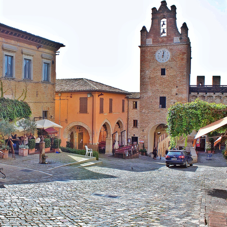 Le Marche, Italy on Lonely Planet, updated pages | Le Marche another Italy | Scoop.it