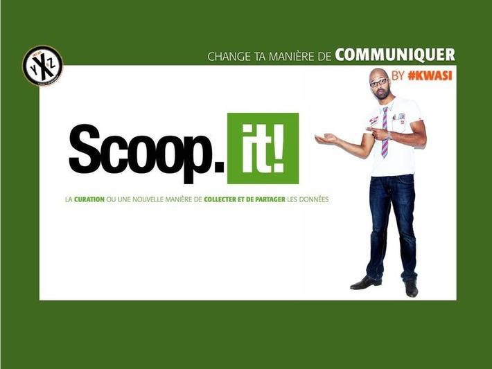 SCOOP IT : KÉZAKO ? | TIC et TICE mais... en français | Scoop.it
