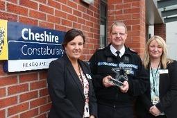 Cheshire Constabulary wins environmental award - Cheshire Constabulary | Environmental Population | Scoop.it