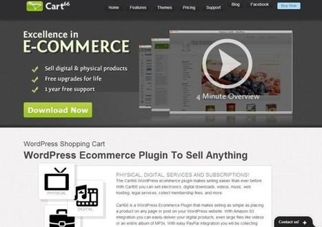Les 10 meilleurs plugin boutique en ligne pour Wordpress   tous les CMS   Scoop.it