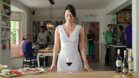 'Cheeky' ad takes on 'bland' wine sector | Quirky wine & spirit articles from VINGLISH | Scoop.it