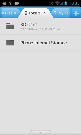 File Expert app in Android for managing your files | TechVally | Scoop.it