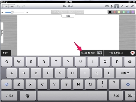 PaperPort Notes goes from Amazing to Awesome!   Free Resources from the Net for EVERY Learner   Hindie's AT Tools   Scoop.it