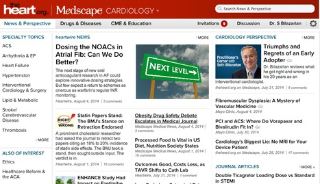 Triumphs and Regrets of an Early Adopter | Heart and Vascular Health | Scoop.it