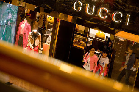 China Luxury Growth Slows to Weakest Pace Since 2000 - Bloomberg | Buss 4 | Scoop.it