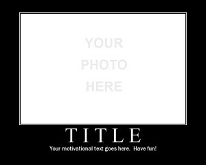 Motivator: Create your own motivational posters - and many other neat tools! | iGeneration - 21st Century Education | Scoop.it
