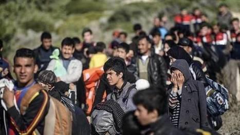 Europa espera que en tres años lleguen tres millones de refugiados - Clarín.com | Ideas sobre  envejecimiento | Scoop.it