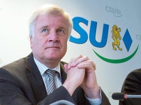 Seehofer befürchtet Stimmeneinbußen wegen ... - Web | web | Scoop.it