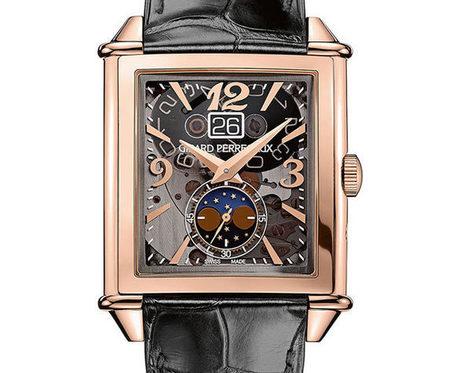 Girard-Perregaux Vintage 1945 Grande Date et Phases de lune : la montre qui montre tout | Montre, Horlogerie,Chronos | Scoop.it