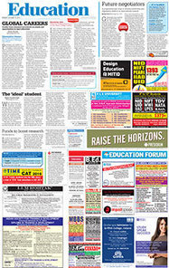 Arleng Daily Education Display Advertisement | Rate Card Online – Myadvtcorner | Book Ad in newspers | Scoop.it
