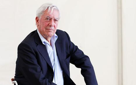 Interview with Mario Vargas Llosa, multi-award-winning novelist   Kirjoista ja kirjakaupoista   Scoop.it