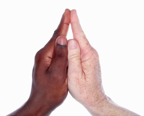THOU SHALL LOVE THY COLORED NEIGHBOR | Breaking Stereotypes | Scoop.it