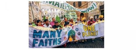 Chrétiens, juifs, musulmans, bouddhistes ou non croyants unis contre le changement climatique | Infogreen | Le flux d'Infogreen.lu | Scoop.it