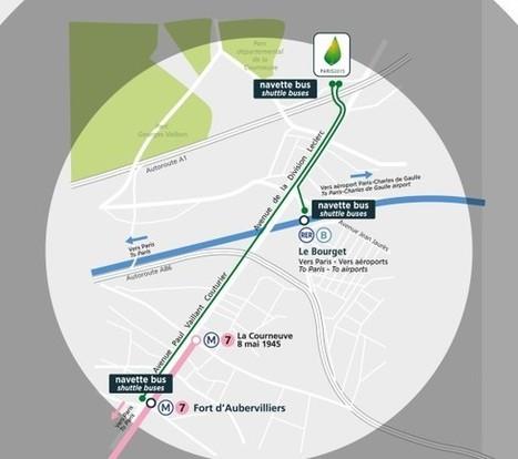 Toutes les infos pour savoir comment se rendre au Bourget pour la #COP21 | actions de concertation citoyenne | Scoop.it