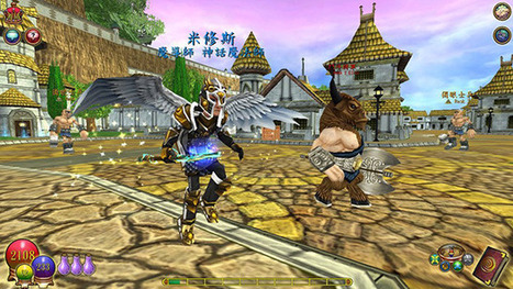 "What ""Wizard101"" Gave Up To Break Into China: Exposed Bones, Points, Gold 