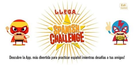 Spanish Challenge | Español para los más pequeños | Scoop.it