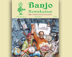 Congratulations to Banjo NewsLetter | Acoustic Guitars and Bluegrass | Scoop.it
