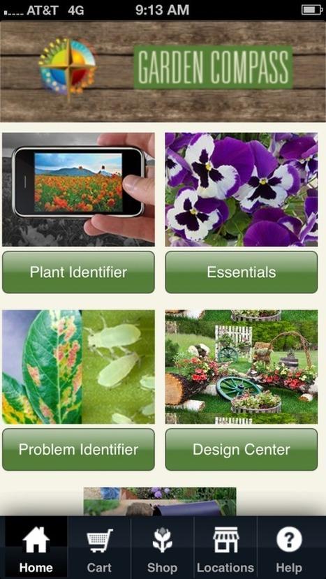 Favorite gardening apps | Gardening | Scoop.it