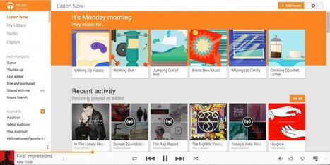 Google's Music Service Just Got A Lot Better   Adult learning and reading   Scoop.it