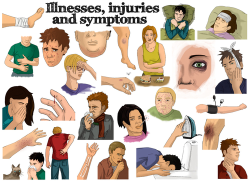 injury and illness All employees are required to ensure that the guidelines of this injury and illness  prevention program (iipp) are followed the university will strive to establish,.