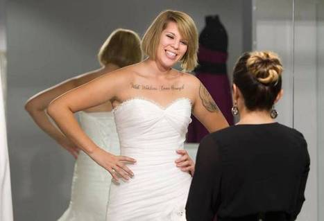 Photo gallery: Wedding gown giveaway supports those who serve - Kansas City Star | a la mode | Scoop.it