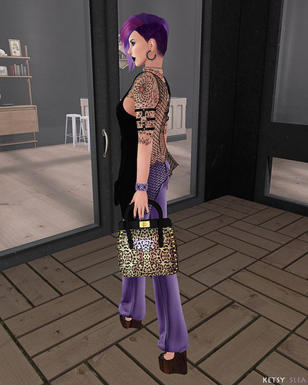 Second Life Fashion Addict: Hair Fair - Shameless And Tameless | SL Fashion Addicts Anonymous | Scoop.it