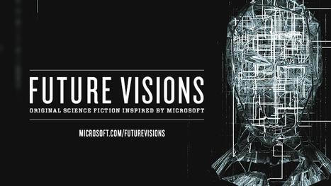 Microsoft publishes sci-fi anthology inspired by quantum computing and Skype | Books Related | Scoop.it