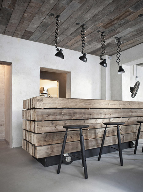 Höst restaurant by Norm Architects and Menu | Architecture Interior Design Good to Go! | Scoop.it