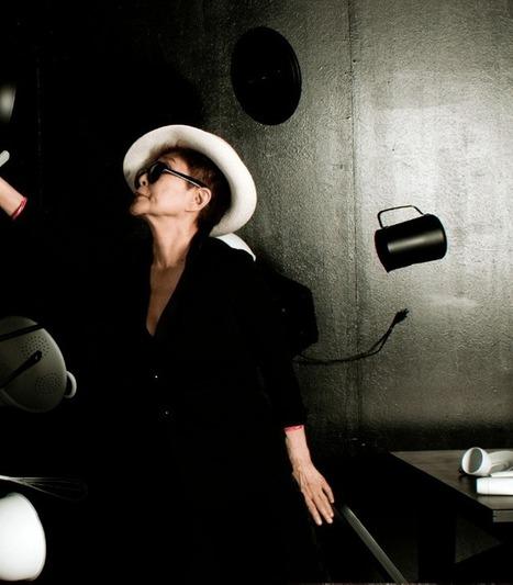 Yoko Ono au Mac Lyon : les derniers jours de son expo | Le Mac LYON dans la presse | Scoop.it