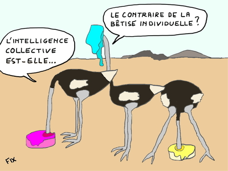 Ode à l'intelligence collective   creativity   Scoop.it
