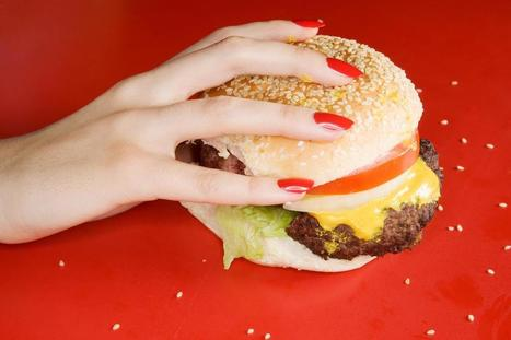 Toutes fans de burgers ? | Food sucré, salé | Scoop.it