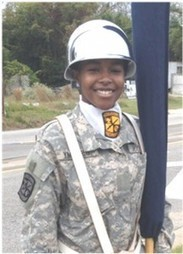 Cadet Courtney Anderson of Army ROTC Selected to Serve as ... | Air Force | Scoop.it