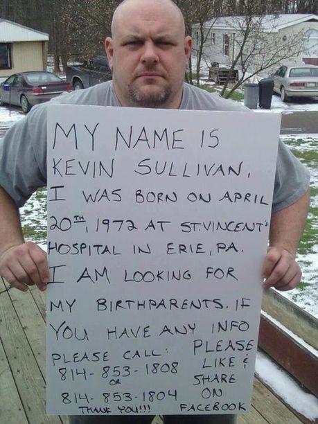 Timeline Photos - The Blue Street Journal | Facebook | help me find my birth relatives | Scoop.it