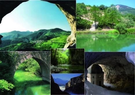 Guida al Parco della Gola della Rossa e Frasassi | Le Marche un'altra Italia | Scoop.it