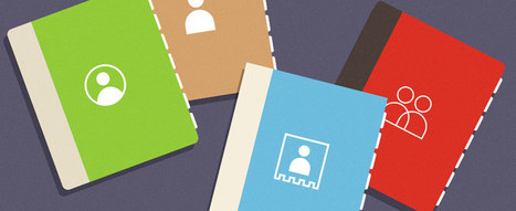 Carnets malins pour classer vos contacts   Trucs, Conseils et Astuces   Scoop.it