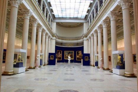 Antiquities Looted During WWII Located In Moscow Museum   World at War   Scoop.it