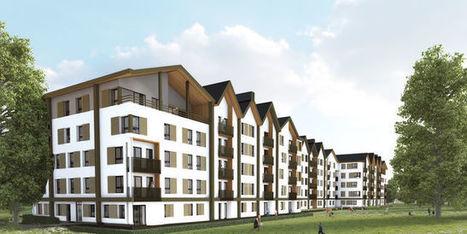 A Ris-Orangis, le plus grand bâtiment en bois massif d'Europe   Plan Bâtiment Durable   Scoop.it