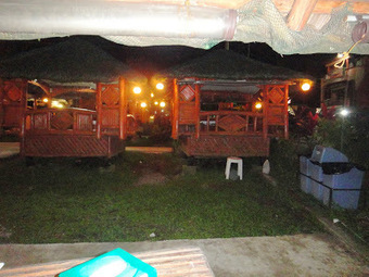 Dinner in the hut at Mer-Ben's restaurant Tagaytay | Wanderful Experience | Scoop.it